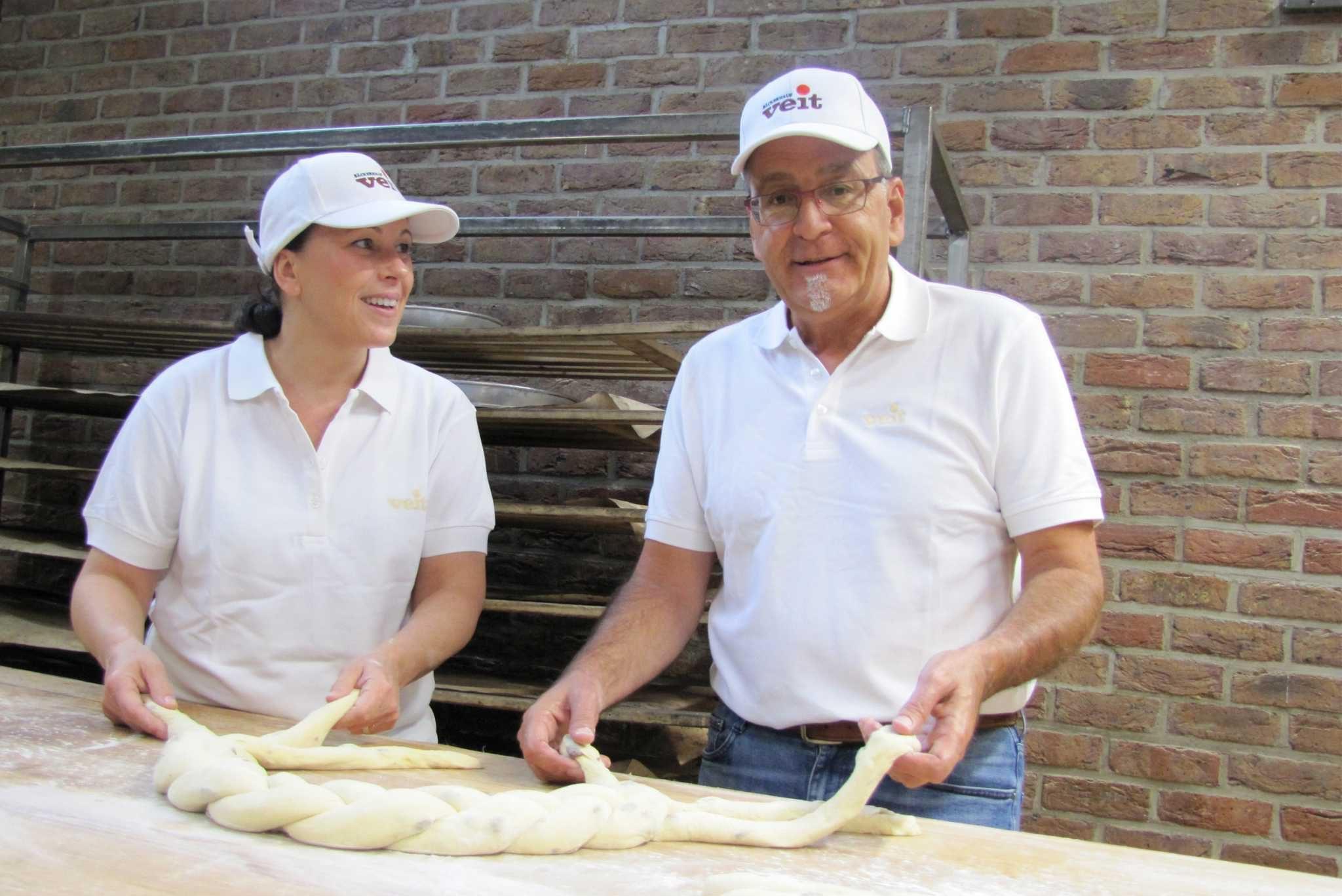 Führungswechsel im Bäckerhaus Veit