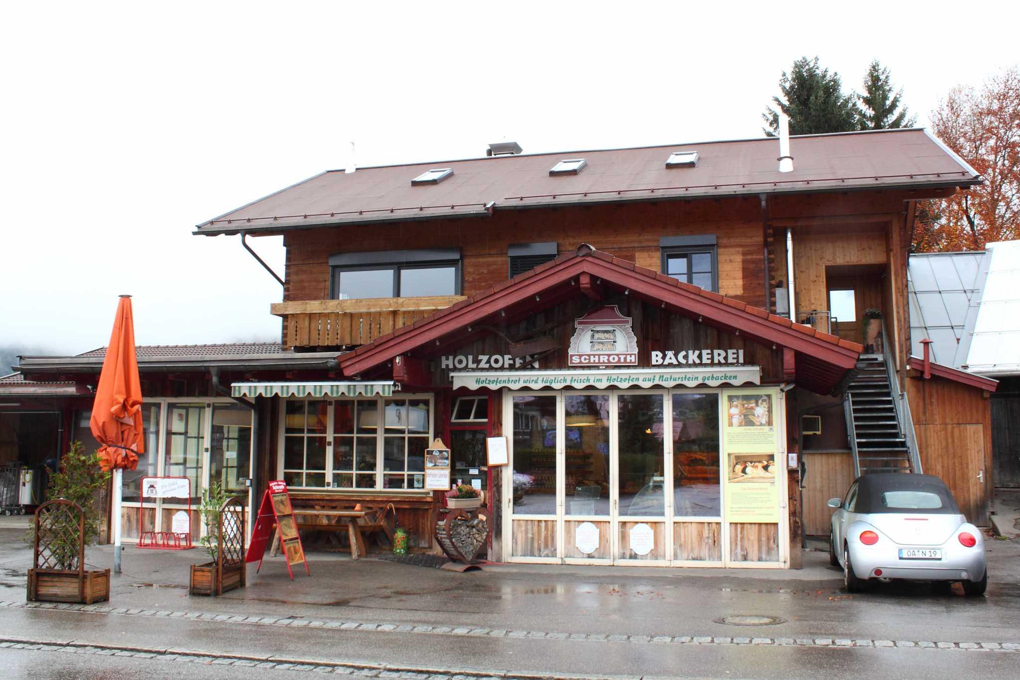 Holzofenbäckerei Schroth GmbH