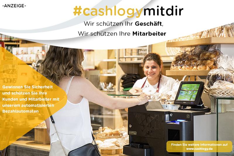Cashlogy by Azkoyen – Schützen Sie Ihre Mitarbeiter und Kunden durch automatisierte Barzahlungen