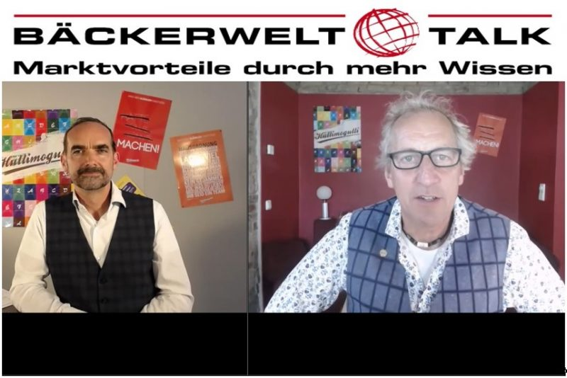 Erfolgreicher Bäckerwelt Talk mit Hullimogulli