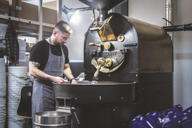Unternehmen & Praxis Fjord Coffee Roasters, Berlin