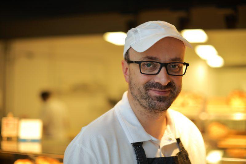 Bäckermeister André Heuck