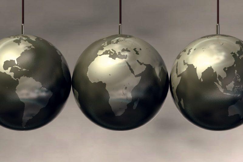 Drei Welten