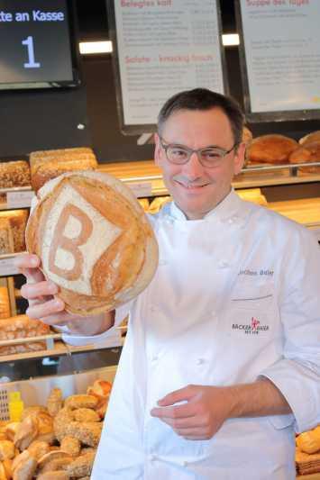 Bäckerei mit Ausblick
