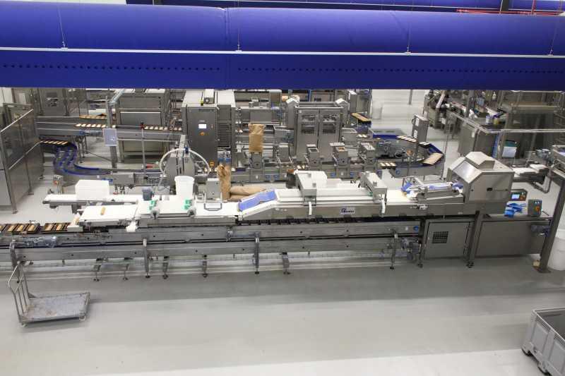 Brotaufarbeitung in Handwerk und Industrie