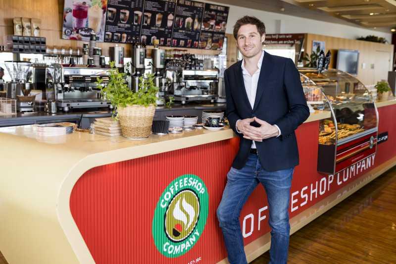 Marco Schärf führt das Unternehmen.