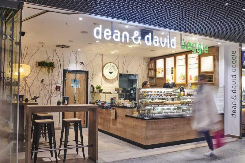 Dean&david eröffnet ersten Veggie-Store