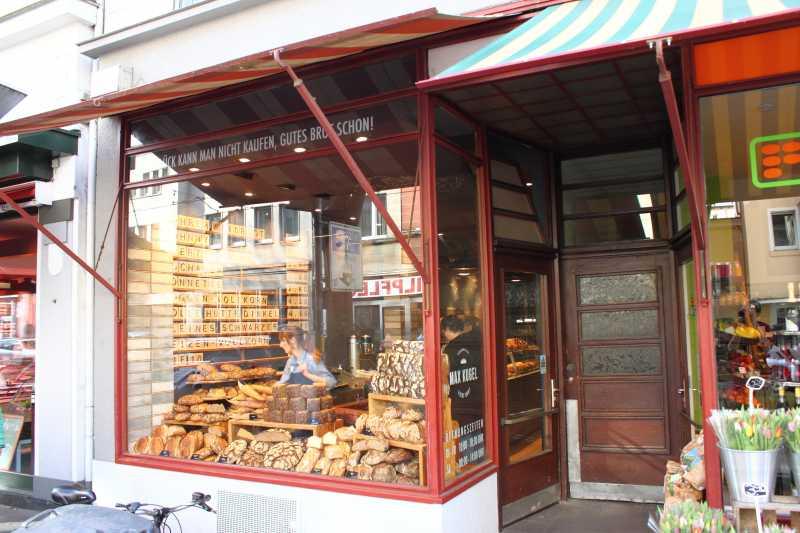 Bäckerei Max Kugel