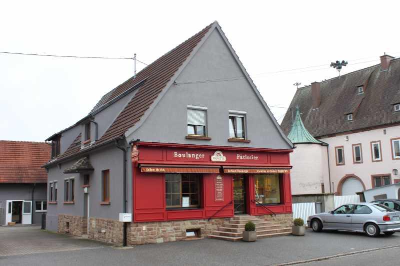 Boulangerie Pâtisserie Salon de Thé Romens