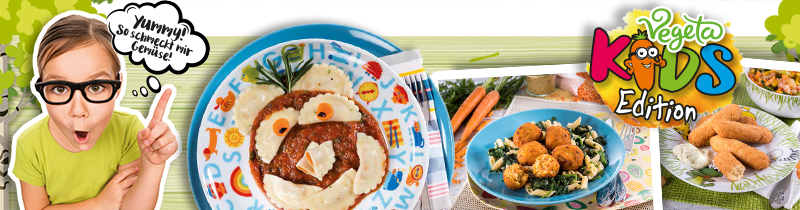 """""""Kids-Edition"""" – veganer Genuss in Bio-Qualität"""