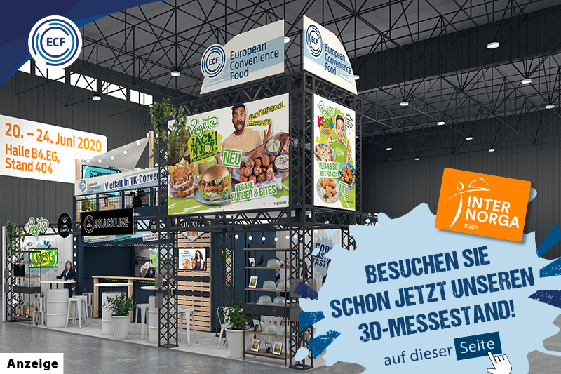Neue Produkt-Highlights der European Convenience Food GmbH