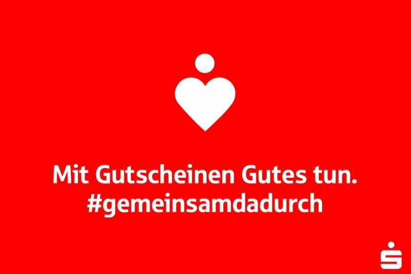 Sparkasse startet Gutschein-Service