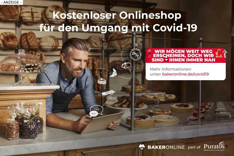 Kostenloser Onlineshop für den Umgang mit Covid-19