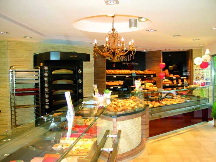 Steinofenbäckerei Rost