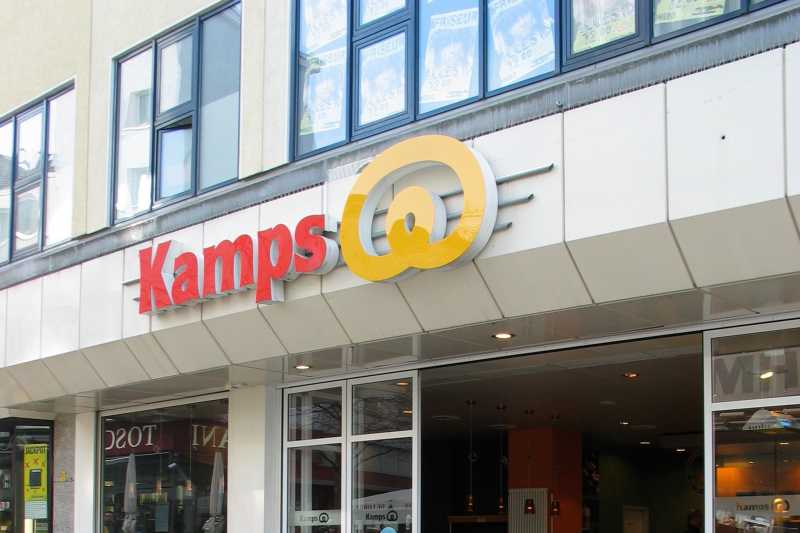 Heiner Kamps wird 65