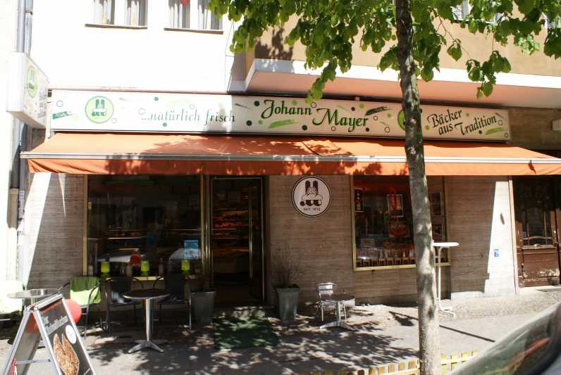 Bäckerei + Konditorei Johann Mayer OHG