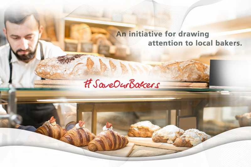 Save our bakers: Fritsch unterstützt lokale Bäcker