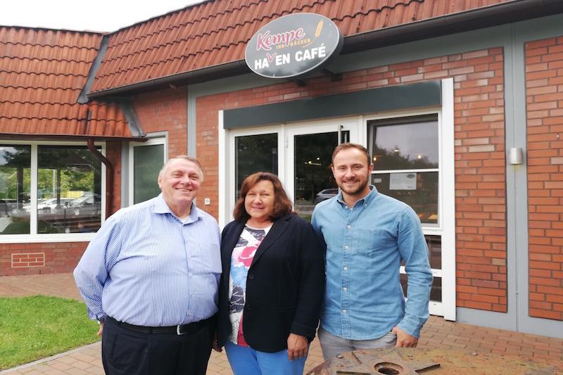 Bäckerei Kempe – volle Kraft voraus!