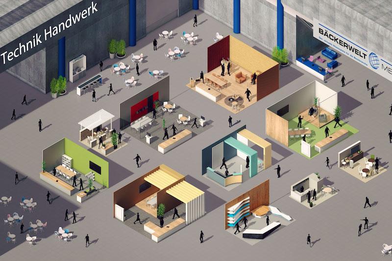 Erster virtueller Messeplatz für die Backbranche