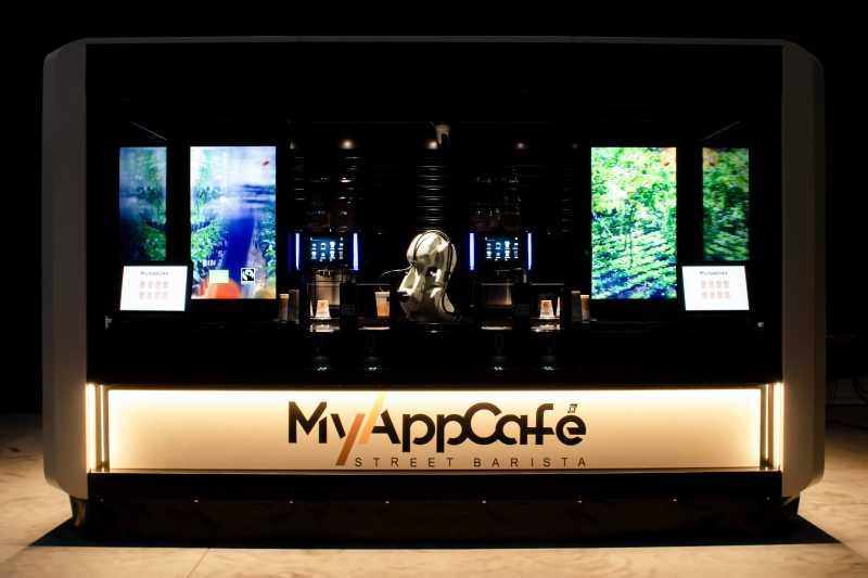 Robotercafé in Böblingen eröffnet
