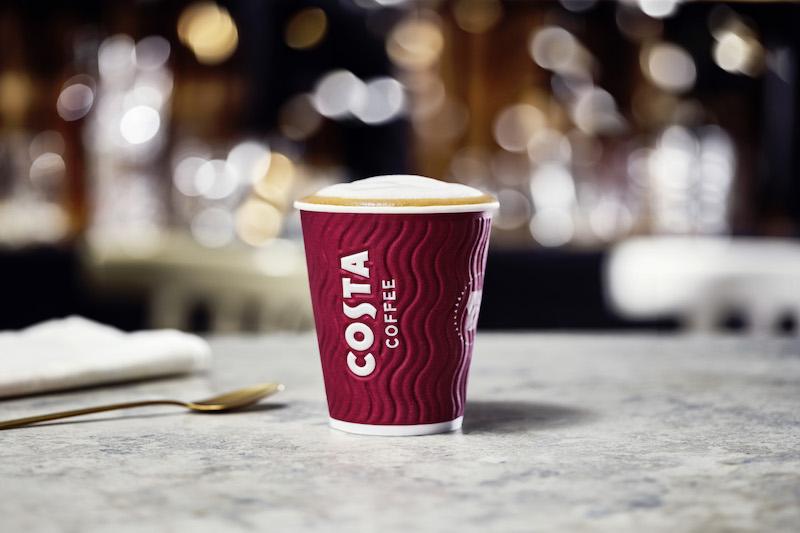 Costa Coffee baut Deutschlandgeschäft aus