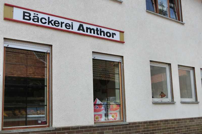 Bäckerei Amthor in Waltershausen