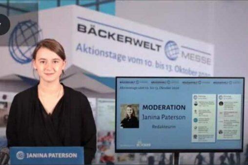 Bäckerwelt Aktionstage: Fast 1.000 Nutzer täglich im Livestream