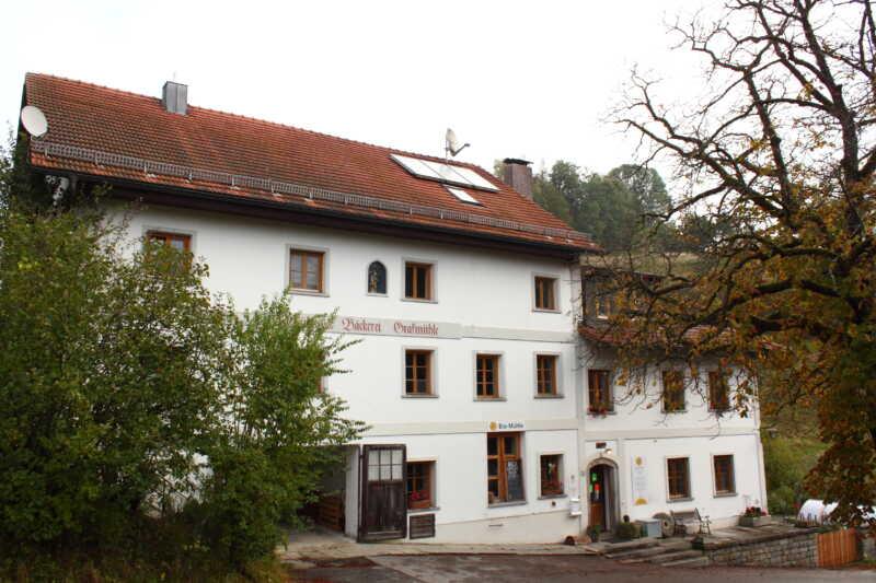 Bio-Holzofenbäckerei Grafmühle