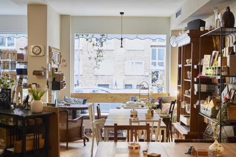 Ein Café mit Story
