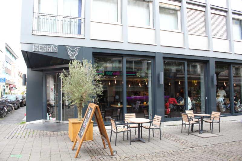 Isegrim Café | Bar e.K