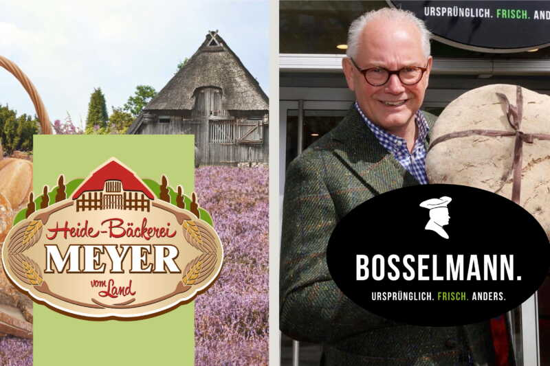 Heide-Bäckerei Meyer übernimmt  Bosselmann. Die Landbäckerei