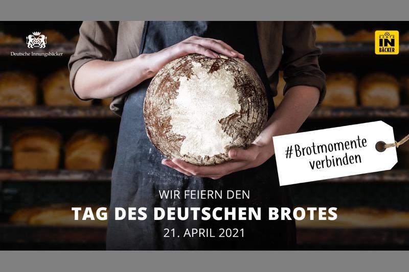 21. April ist der Tag des deutschen Brotes – Almila Bagriacik neue Brotbotschafterin