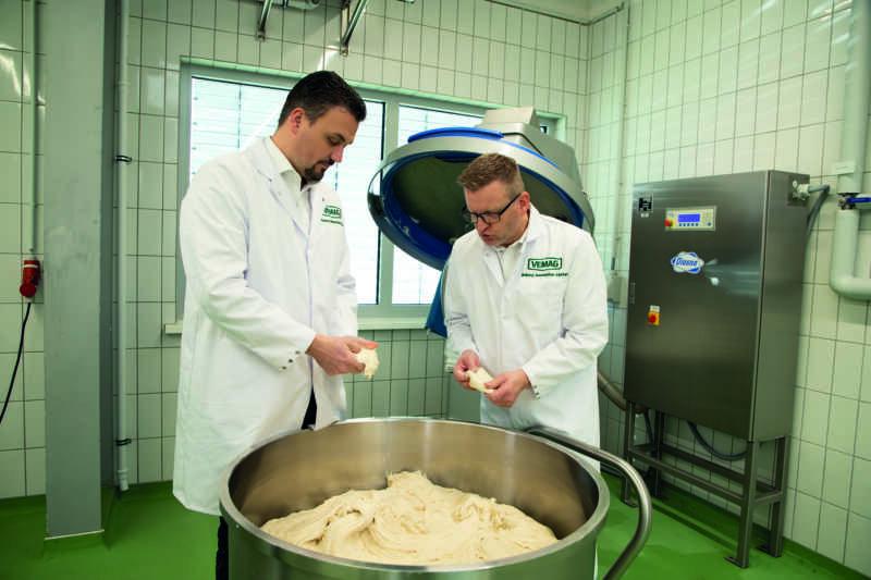 Vemag eröffnet das Bakery Innovation Center