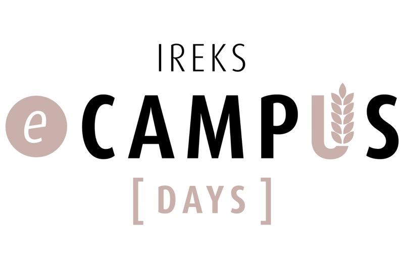 Im Oktober finden die Ireks Ecampus Days statt