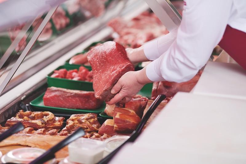 Frischfleischtheken und Hygienerecht