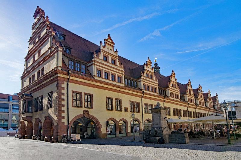 Röstermarkt Leipzig