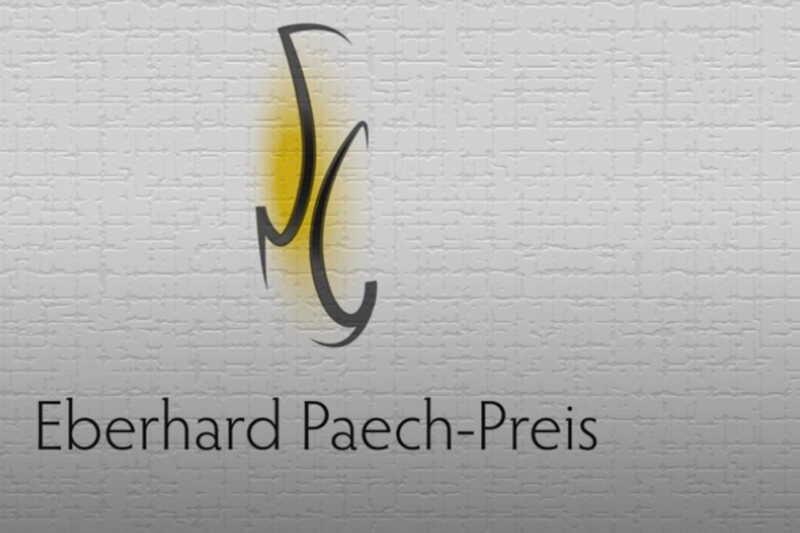 Eberhard Paech-Preis für Peter Augendopler und Hans-Jochen Holthausen