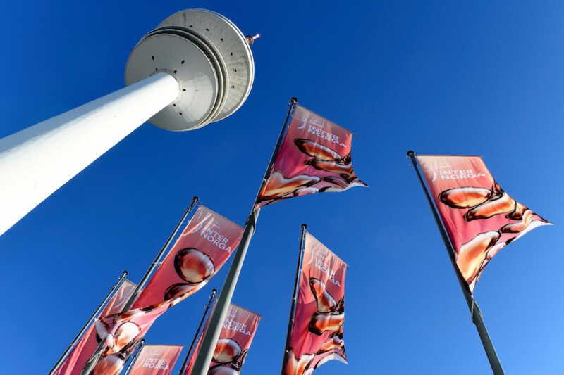 Internorga 2022 mit G2-Konzept und neuer Hallenstruktur